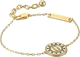 Medallion Chain Bracelet