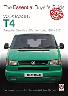 Volkswagen T4: Transporter, Caravelle and Camper models, 1990 to 2003 (The Essential Buyer's Guide)
