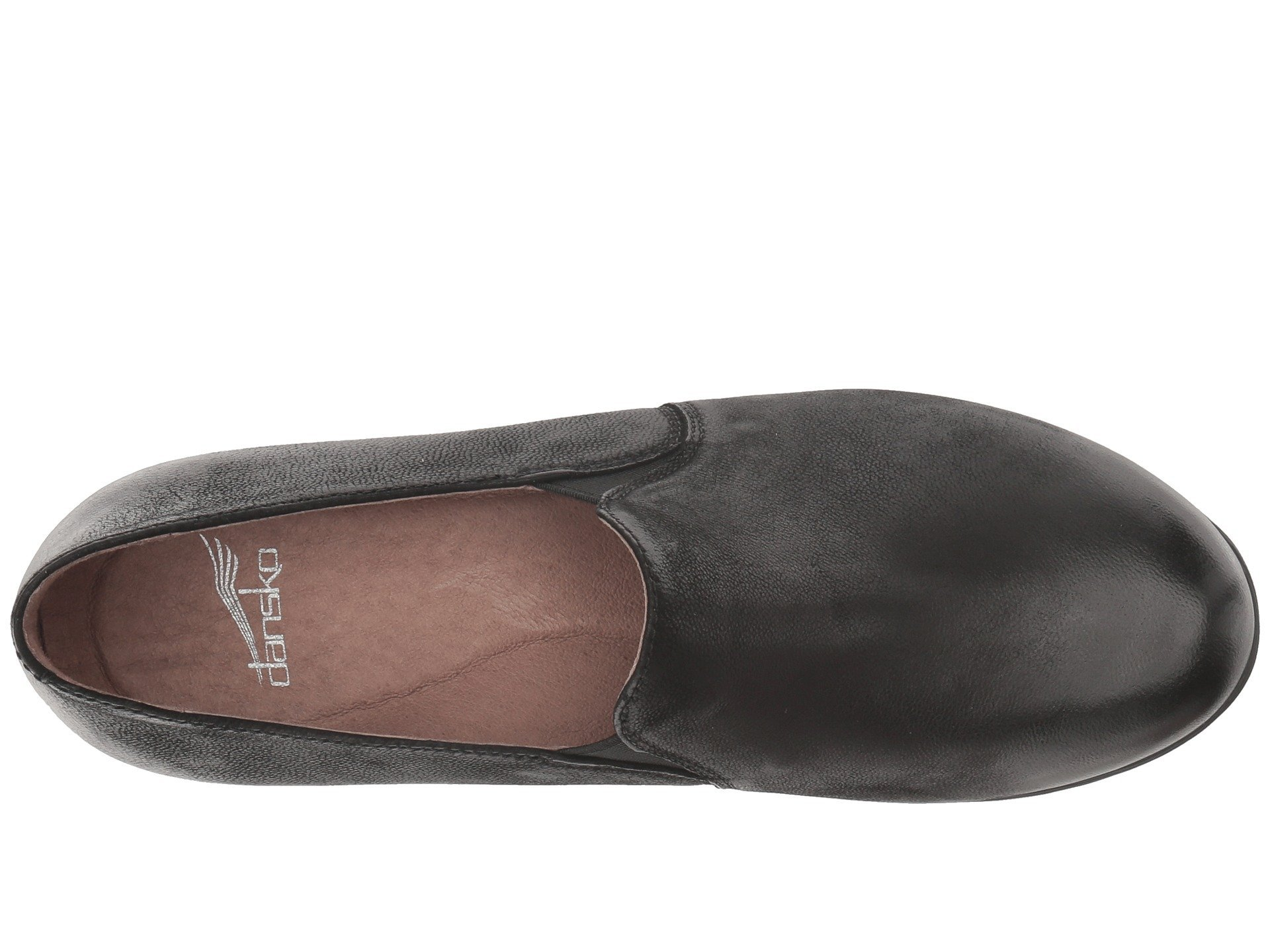 Dansko Robin Burnished Dansko Robin Nubuck Black qxHS0q5wE