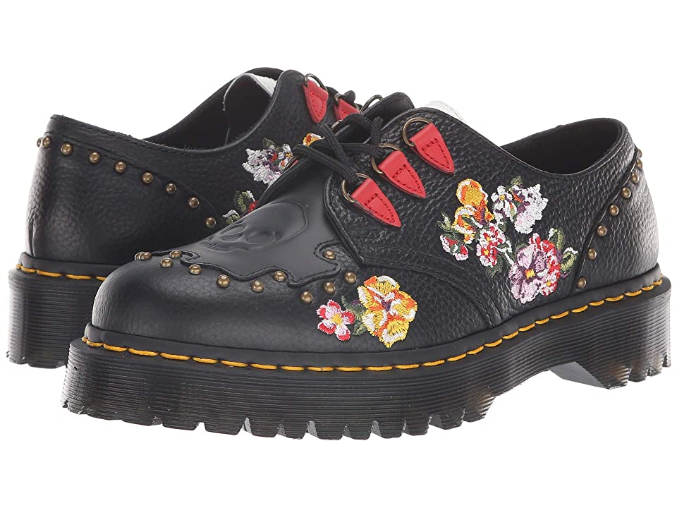 Dr. Martens Serova Core Bex (Black Aunt Sally/White Smooth/Burnt Red Smooth/Black Smooth) Women