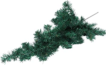 BESPORTBLE Upside Down Christmas Tree Faux Spruce Christmas Tree Seasonal Indoor Home Decor Christmas Hanging Prop Decor G...