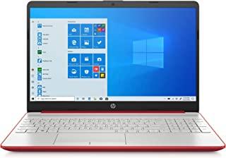 HP Pavilion Intel Pentium Gold 4417U 4 GB 500 GB 15.6-inch DVD Windows 10 Laptop, Blanco crudo, 15-15.99 inches (Renewed)