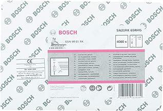 Bosch Professional 2608200039 Nagel Ronde Kop Nagel 21°, Thermisch Verzinkt, Gering; Sn21Rk 65Rhg