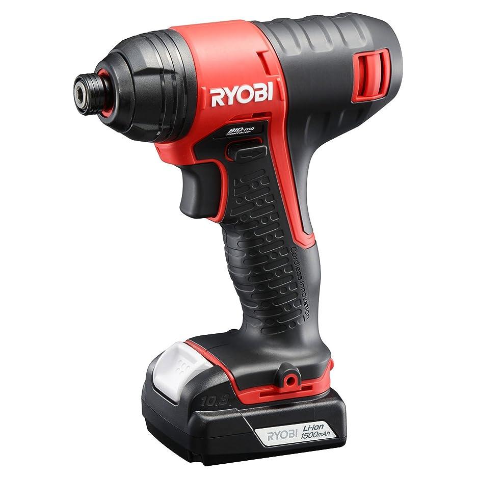 教え石炭メガロポリスリョービ(RYOBI) 充電式インパクトドライバー BID-1110L1 655500A