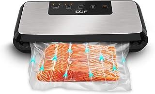 OJF Vacuum Sealer Machine,Compact Automatic Food Sealer...