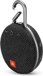 JBL Clip 3 Portable Waterproof Wireless Bluetooth Speaker - Black