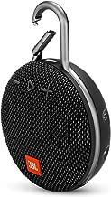 JBL Clip 3 Portable Bluetooth Speaker - Midnight Black