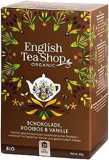 English Tea Shop Chocolate, Rooibos & Vainilla Orgánico