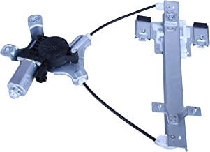 SHOWSEN 741-391 Rear Passenger Power Window Regulator W/Motor Fit 07-14 Cadillac Escalade Tahoe Yukon