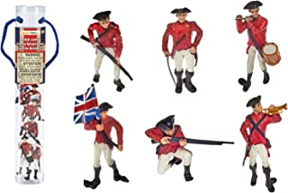 Safari Ltd Historical Collections American Revolutionary War British Army Designer TOOB