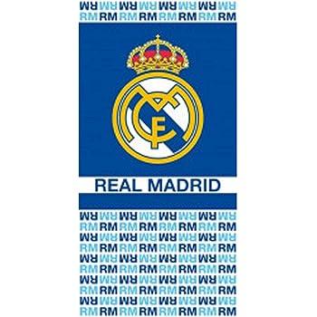 Real Madrid Toalla Playa 100% Algodón: Amazon.es: Hogar