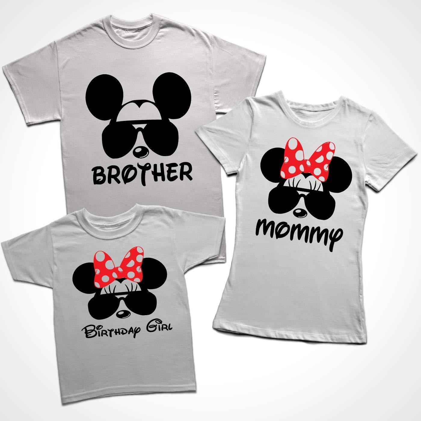 Disney Super beauty product restock quality top! family shirts Shirts walt Max 53% OFF di Trip