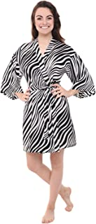 Best white cotton dressing gowns Reviews