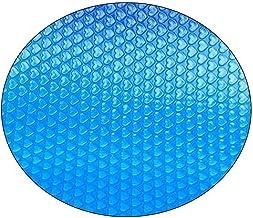 Luoji Cobertor Piscina Cobertor Solar para Piscinas Cubierta De Verano para Piscina Solar Cubierta Protectora para Protección De Piscina