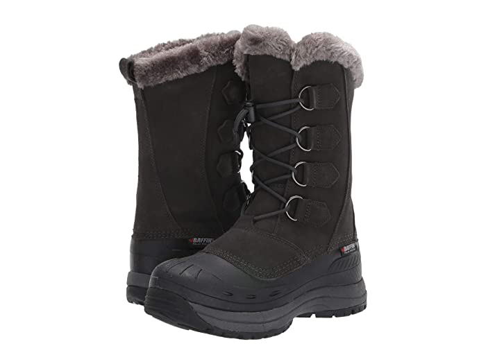 Baffin  Chloe (Charcoal) Womens Cold Weather Boots