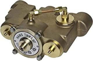 Haws TWBS.HF Lead-Free Thermostatic Mixing Emergency Valve, 78 gpm Flow Rate