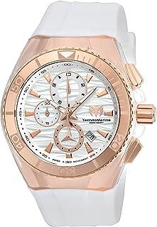 [テクノマリーン]TechnoMarine 腕時計 Cruise Star Quartz Chronograph Antique Silver Dial Watch TM-115047 メンズ [並行輸入品]