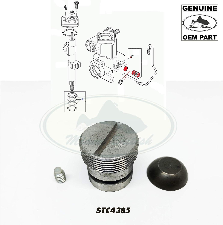 STEERING GEAR Bombing new work Max 70% OFF BOX REPAIR KIT 87-15 STC4385 DEFENDER GENUINE