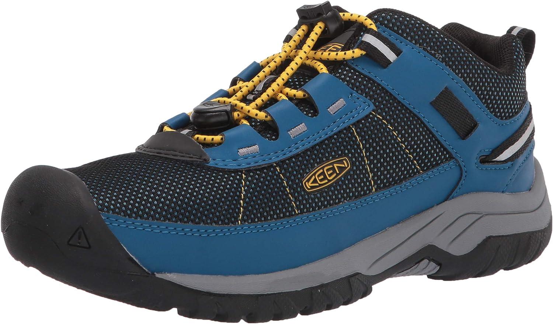 KEEN Unisex-Child Targhee Sport Vented Hiking Shoe