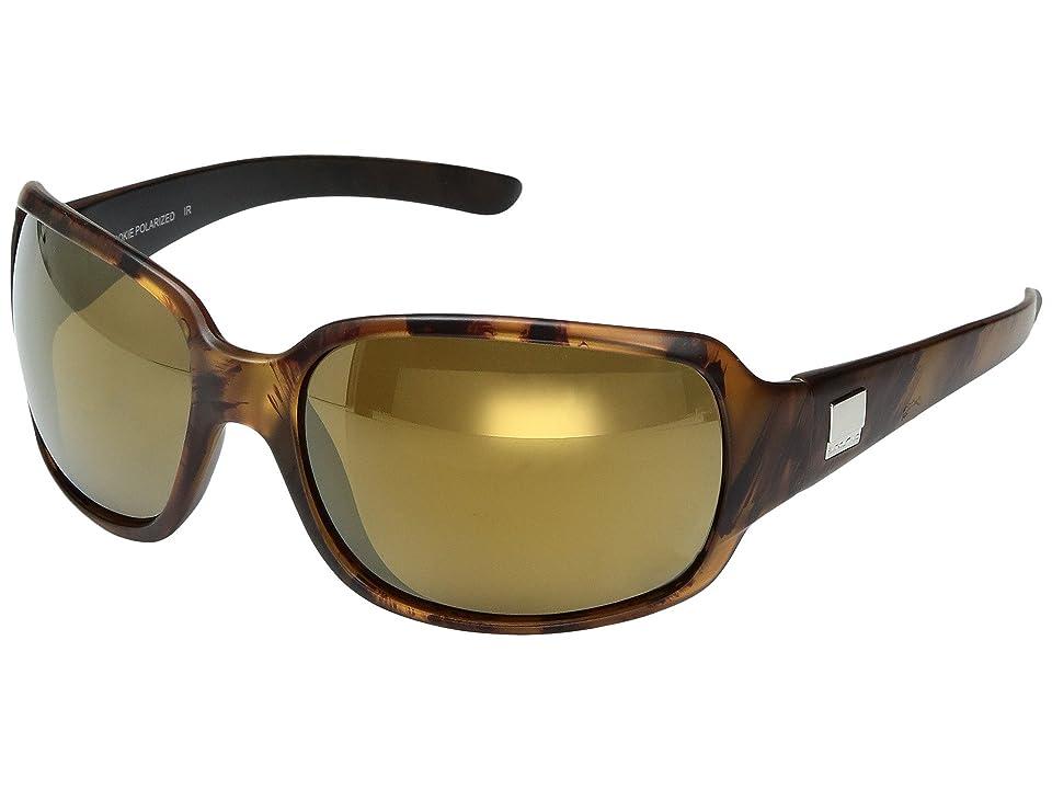 SunCloud Polarized Optics Cookie (Mt Tortoise Backpaint/Polarized Sienna Mirror Polycarbonate Lens) Sport Sunglasses