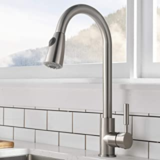 Best kitchen faucets gooseneck Reviews