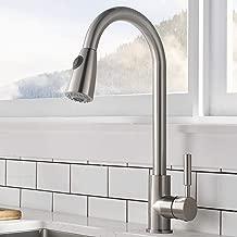 Best single hole kitchen faucets Reviews