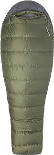 Marmot Ironwood 30 Mummy Lightweight Sleeping Bag, 30-Degree Rating, Bomber Green/Steel Onyx