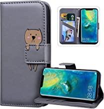Coque Samsung Galaxy A91,Etui Samsung Galaxy S10 Lite,Housse en Cuir Portefeuille Flip Case Antichoc TPU Coque,JAWSEU Dess...