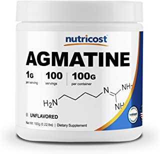 agmatine sulfate and kratom