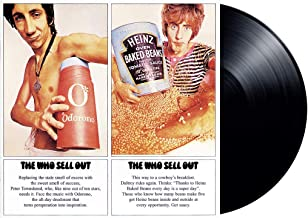 the who sell out vinyl