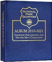 National Park Quarter P&d Mint Album 2010-2021