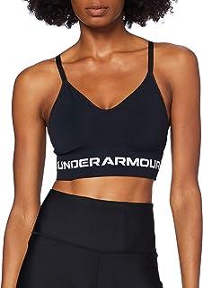Under Armour Seamless Low Long Bra dames Sport BH
