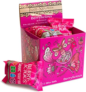 Food to Nourish Food to Nourish Sprouted Berrylicious Snack 45 g