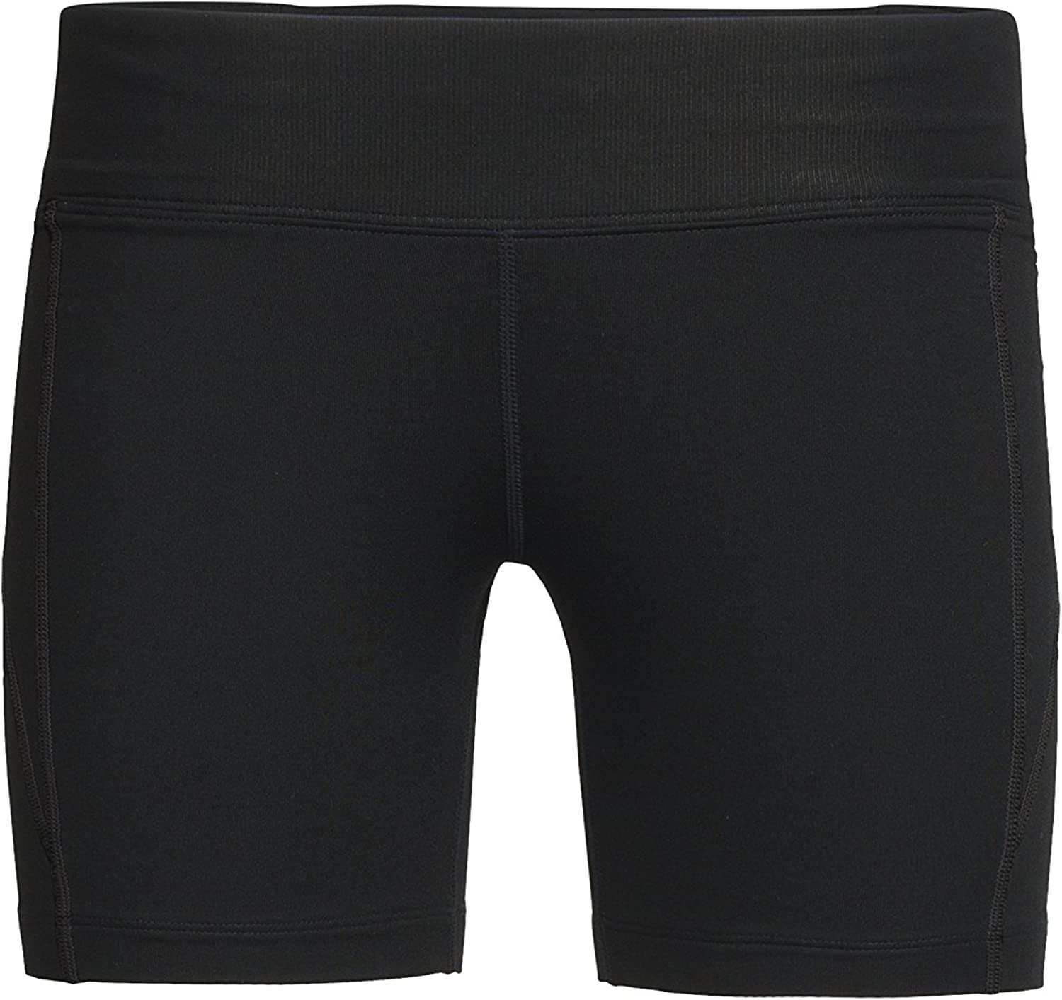 Icebreaker Merino Women's Comet Long Biking Shorts, Merino Wool