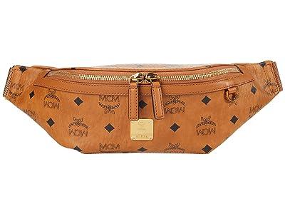 MCM Fursten Belt Bag (Cognac) Handbags