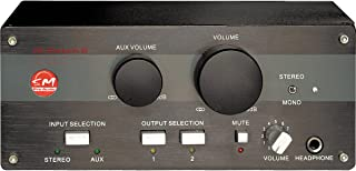 passive audio attenuator