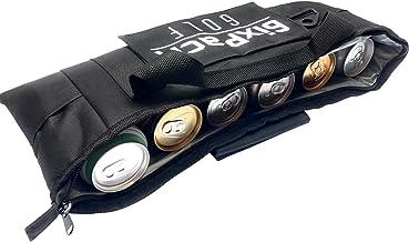 کیسه خنک کننده عایق گلف 6ixPack | هدایای گلف برای آقایان | در اکثر کیف های گلف طراحی شده است | شامل بسته فریزر و تسمه قابل جدا شدن | لوازم جانبی گلف شش پک - هدایای ایده آل برای گلف بازان