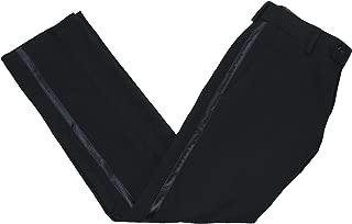 DKNY Big Boys Tonal Side Stripe Dress Pants