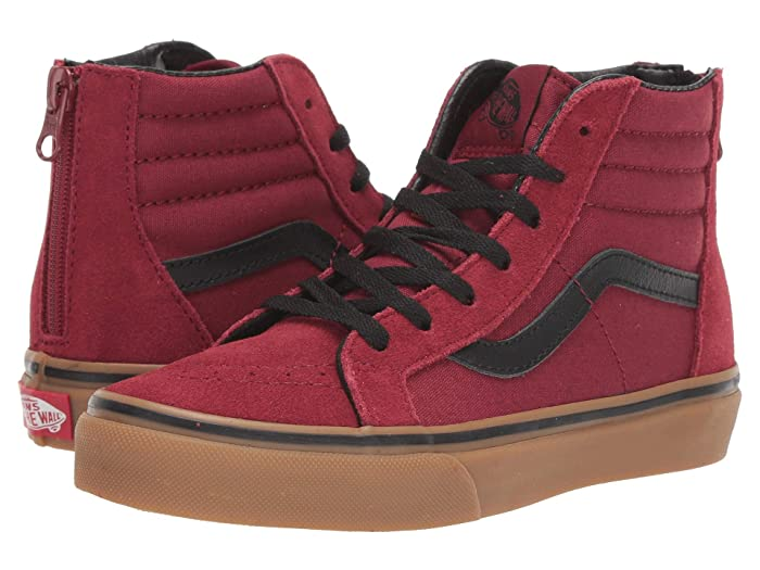 fa08351232 Sk8-Hi Zip (Little Kid/Big Kid)