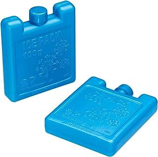 KitchenCraft 100g Mini Freezer Blocks, Set of Two, Labelled