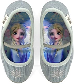 Disney Frozen 2 Elsa Ballerina Shoes