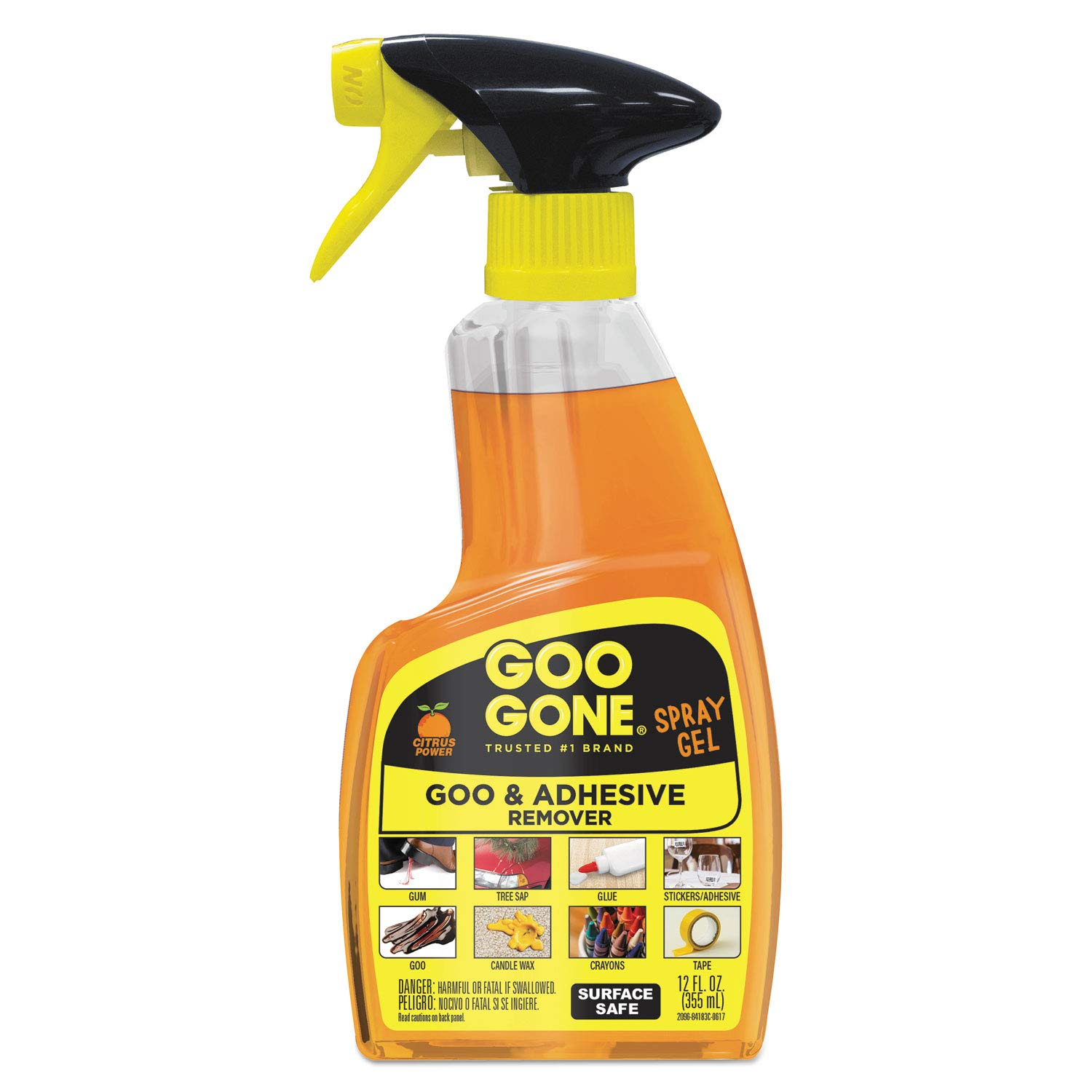 OFFer WMN2096 - Goo Spray Gone Gel Don't miss the campaign