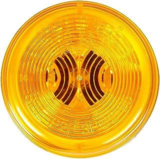 "Truck-Lite Model 30 Marker Light Yellow 2"" Round 30200Y"