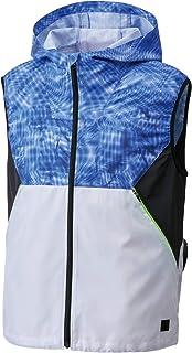 SUN-S(サンエス) 空調風神服 2021年新商品 フード付ベスト 服のみ/ステッカー付【KU92152】