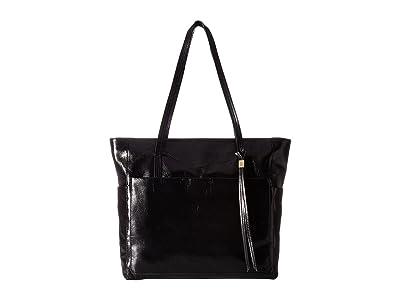 Hobo Hero (Black) Tote Handbags
