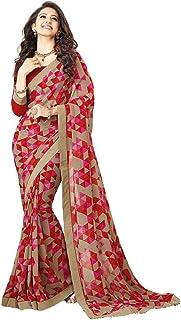 4c5e49dc7d Chiffon Women's Sarees: Buy Chiffon Women's Sarees online at best ...