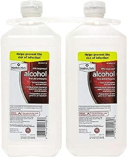 Member's Mark 91% Isopropyl Alcohol (32 Fl. Oz, 2 pk.)