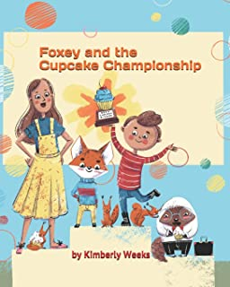 Foxey and the Cupcake Championship