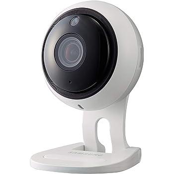 Samsung Wisenet SNH-V6431BN SmartCam 1080p Full HD Wi-Fi Indoor IP Camera (Renewed)