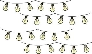 WallPops WPK3016 Bright Ideas Glow in The Dark Art Kit Peel & Stick Wall Decals, Yellow